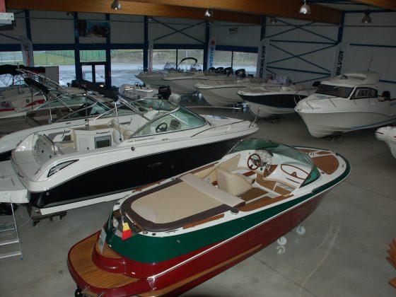 show-room bateau